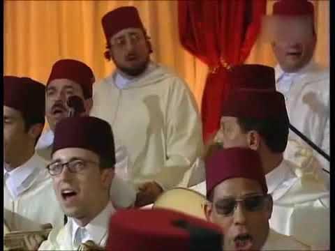 طرب أندلسي   جوق المعهد التطواني   وجوق المرحوم عبد الكريم الرايس Tarab Andaloussi