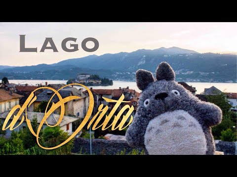 Totoro in Italy | Evening at Orta Lake