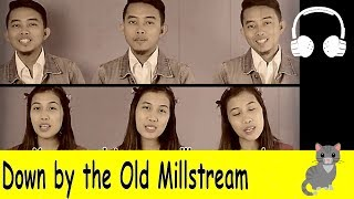 Down by the Old Millstream | Family Sing Along - Muffin Songs