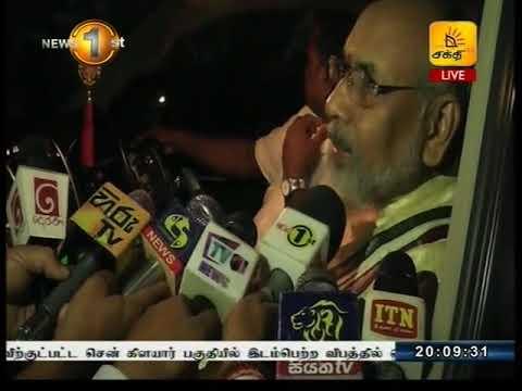 News 1st Tamil Prime Time, Sunday,  September  2017, 8PM 10 09 2017