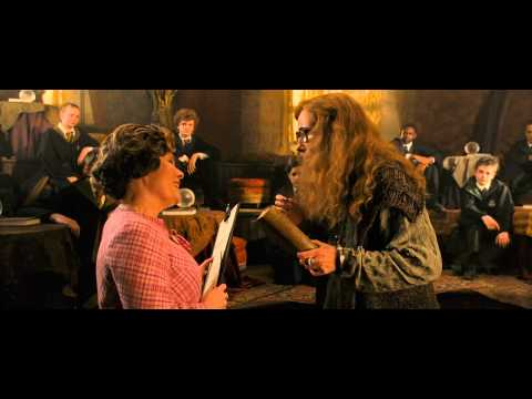 Harry Potter and the Order of the Phoenix Deleted Scenes