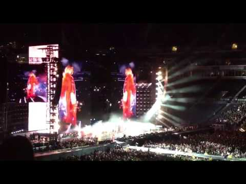 Crazy In Love - Beyoncé Formation Seattle