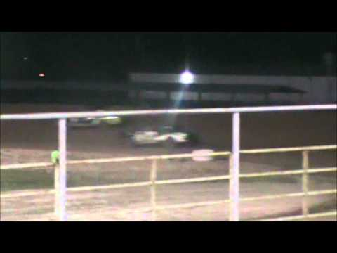 McCook Speedway 4/20/2012 Hobby Stock Feature