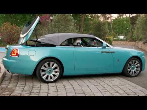 Наши тесты. Rolls-Royce Dawn