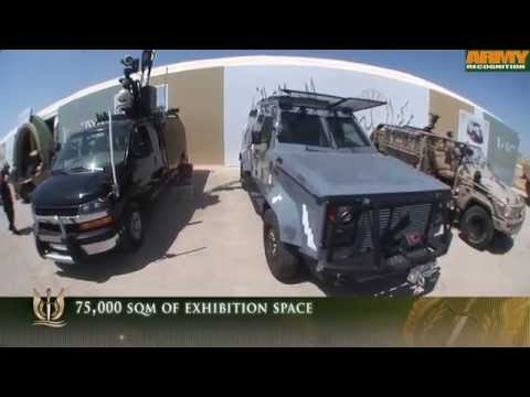 SOFEX 2016 Special Operations Forces Exhibition Amman Jordan interview Amer Tabbah