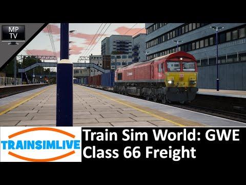Train Sim World - Great Western Express - Class 66 Freight Service