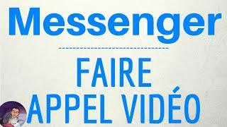 APPEL VIDEO Messenger, comment appeler et faire une visioconférence en gratuit sur Messenger screenshot 5