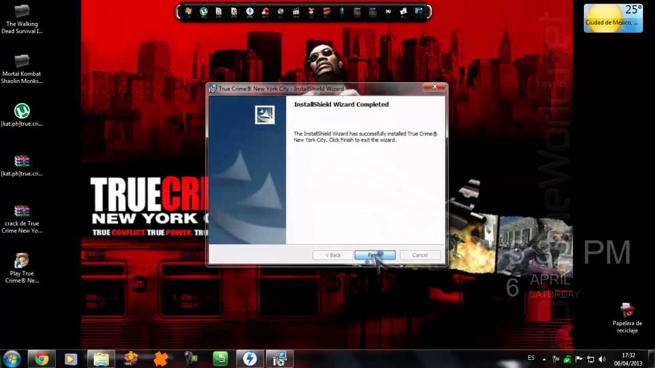 true crime new york city rar download
