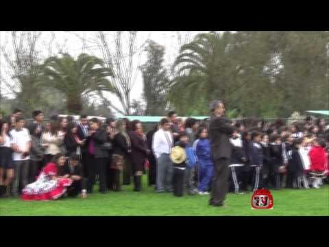 Desfile Fiestas Patrias 2014 - Maria Pinto