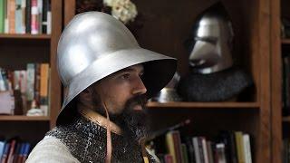 Helmets:  The Kettle Helmet