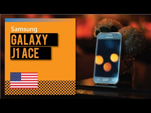 Samsung Galaxy J1 Ace Review | English