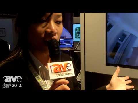 ISE 2014: Elmo Europe Highlights QBic Compact Camera Series