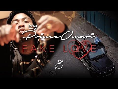Prince Omari - Fake Love [Music Video]