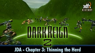 3dfx Voodoo 5 6000 AGP - Dark Reign 2 - JDA - Chapter 3: Thinning the Herd [Gameplay/60fps]