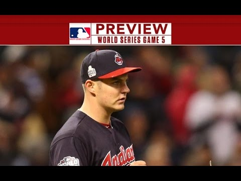 Can Bauer Finish the Cubs? Trevor Bauer takes the mound in Game 5 on Sunday