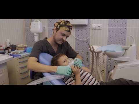Лечение зубов детям в медикаментозном сне