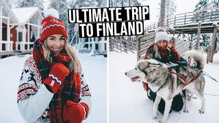 How To Have the Ultimate Trip to Rovaniemi | Finland Lapland