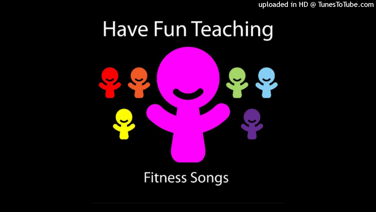 Stretch It Out Simon (Fitness Song for Kids - Audio)