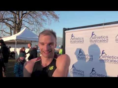 Canadian Cross Country Championships: Chris Winter Interview
