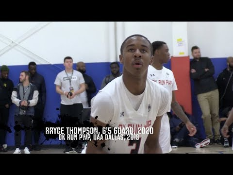 Highlights: Bryce Thompson, UA Association Dallas 2018
