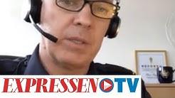 CORONA: Man gripen efter hostattack i Eskilstuna