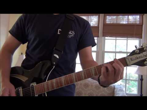 R.E.M. - How to Play - So Central Rain - 12 String