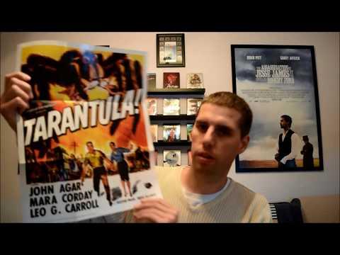 Tarantula (1955) Blu Ray Unboxing