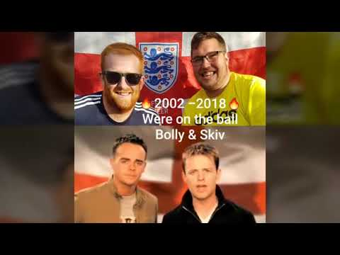 Were on the ball 2018 by the Morecambe boys