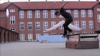 Sebastian Nielsen - Clip Of The Day