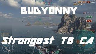 Budyonny - The Strongest T6 Cruiser