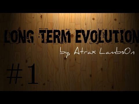 "Atrax LTE ""Long-Term Evolution"" #1 by Lambs0n"