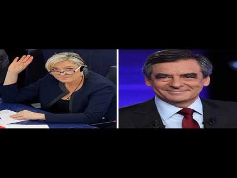 A Tease: marine le pen france president
