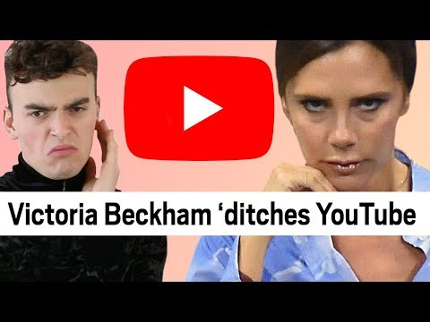 Everything Wrong With Victoria Beckham's Youtube Channel (and Why The Designer
