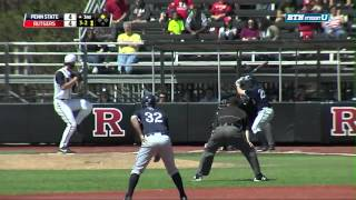 Penn State at Rutgers - Baseball Highlights