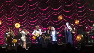 Highwomen- Brandi Carlile with The Highwomen and Mavis Staples at MSG NYC 9/14/19