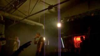 Fler - Cordon Sport Massenmord HQ (Köln Essig Fabrik) 22. April 09 Tour