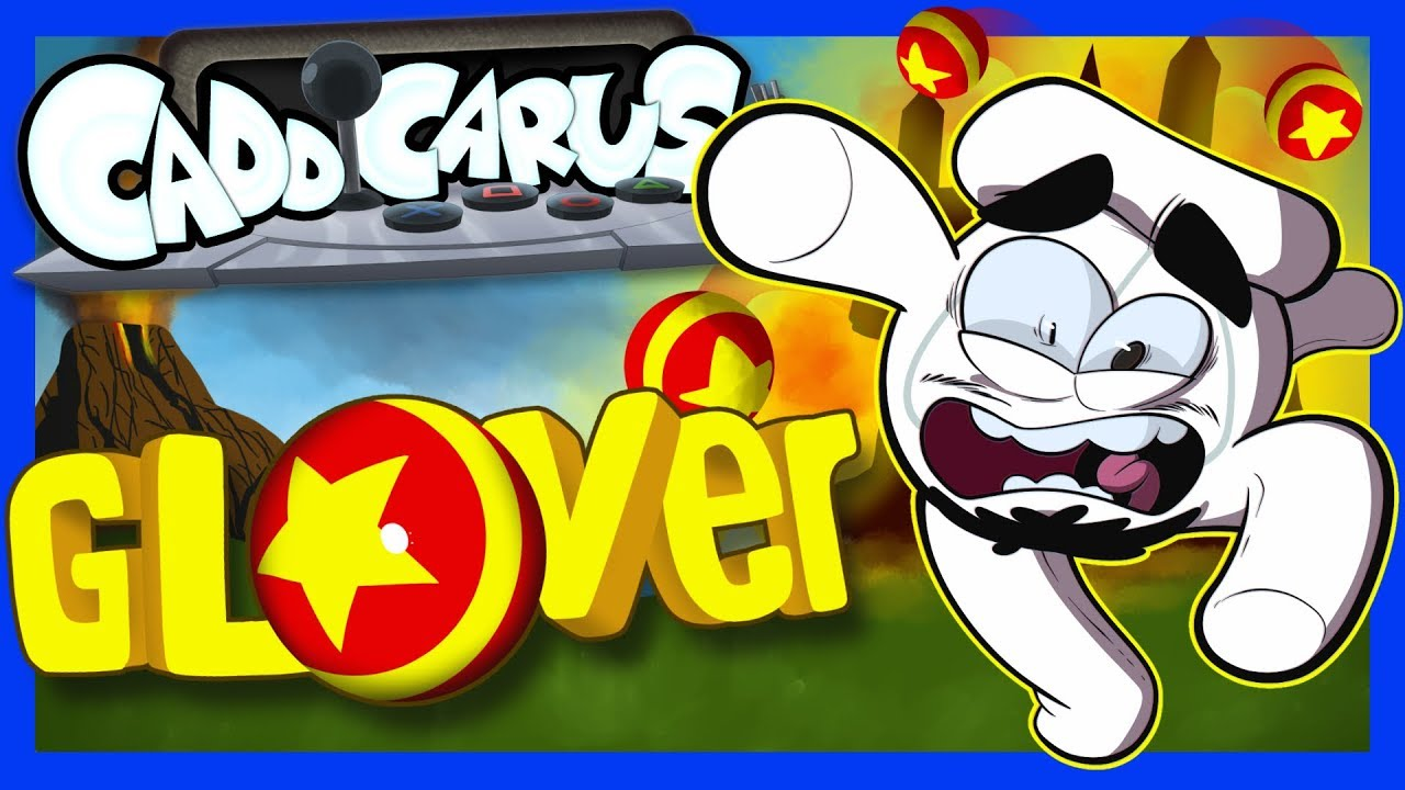 Download Glover PS1 (the BAD version…) - Caddicarus