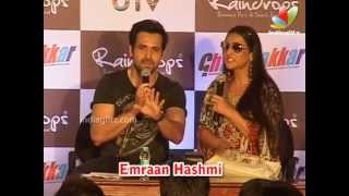 Vidya, Emraan Promote Ghanchakkar In Rainy Style | Bollywood Movie | Rajkumar Gupta, Lazy Lad Song