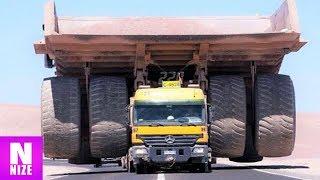 Die Größten Fahrzeuge Der Welt!