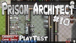 Prison Architect #10 Der Gefängnis Simulator und Manager deutsch HD