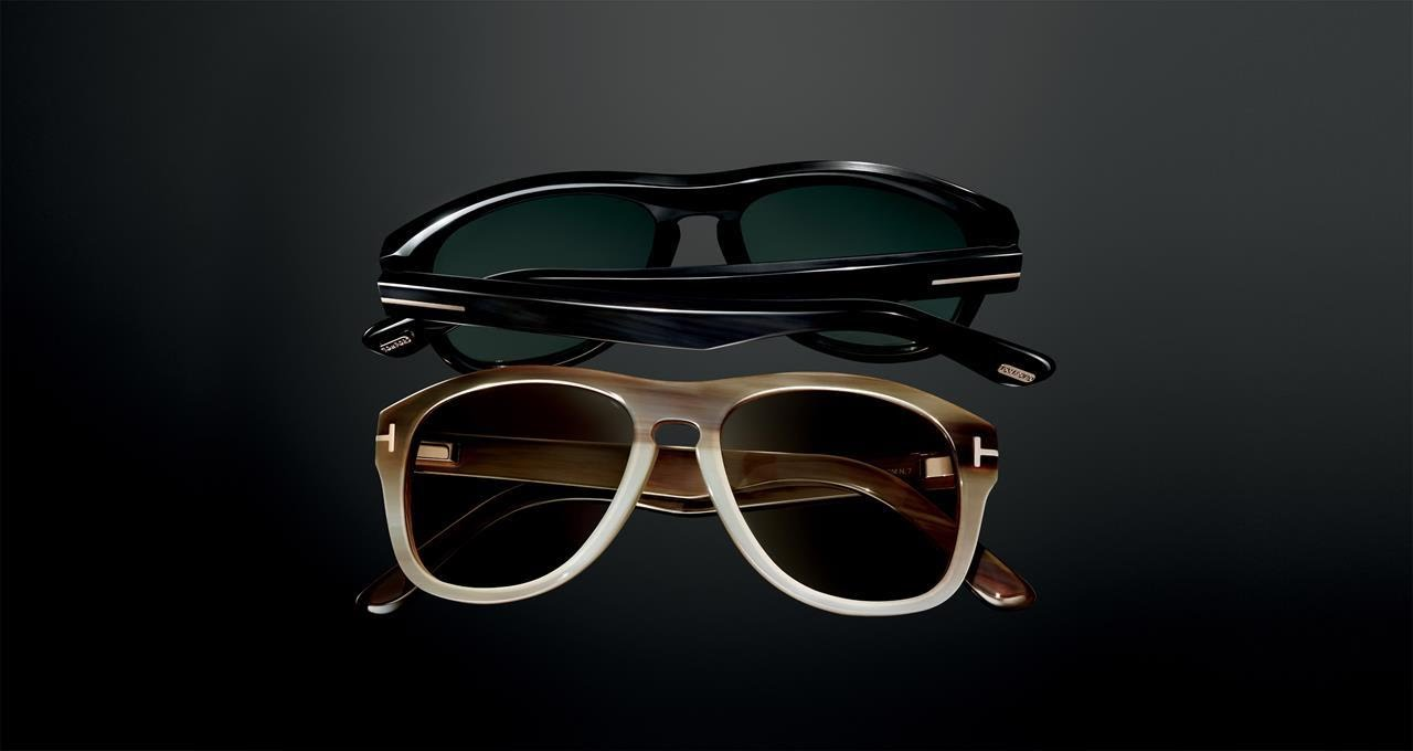 686c4e145c1f Tom Ford Private Collection at Silverberg Opticians Liverpool - YouTube