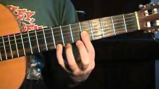 как играть на гитаре романс Гомеса