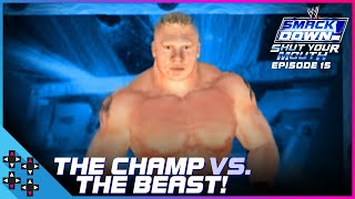 Video THE BEAST vs. THE JAPANESE SUPERSTAR FROM THE EAST - WWE SmackDown! Shut Your Mouth #15 download MP3, 3GP, MP4, WEBM, AVI, FLV Juni 2018