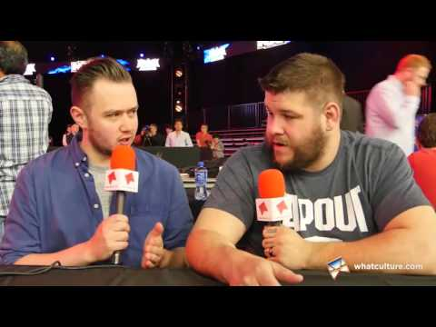 Kevin Owens Interview: WWE WrestleMania 32 - WhatCultureMania