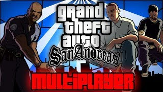Grand Theft Auto San Andreas (Samp) 3 часть