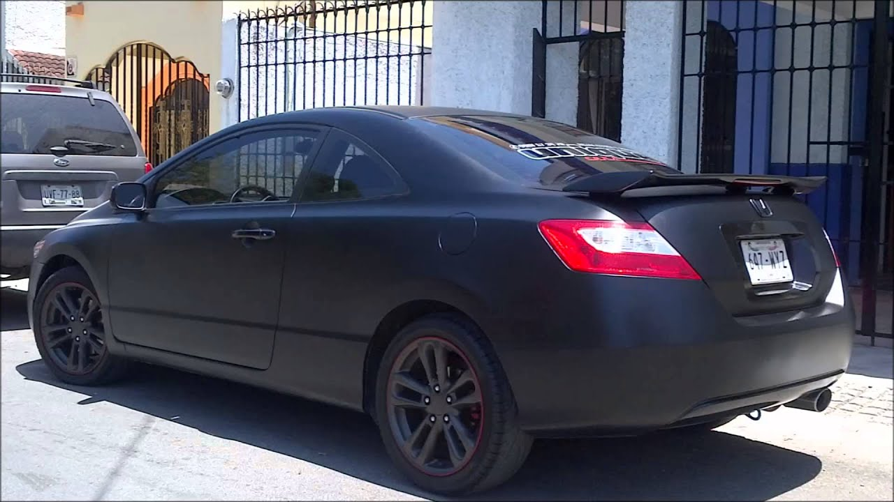 Honda Civic Youtube