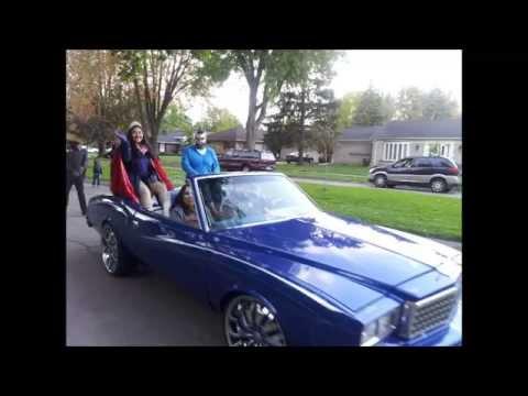 Arthur Hill High School Homecoming Parade