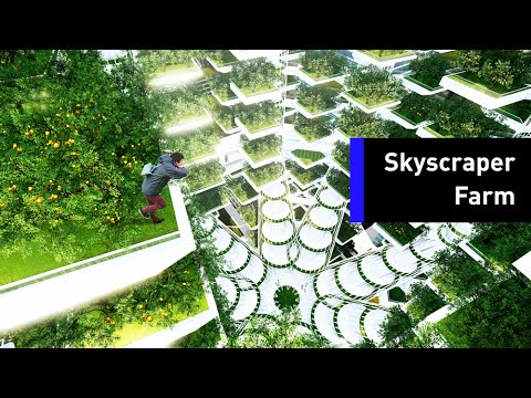 This Skyscraper Can House A Population And Save A City