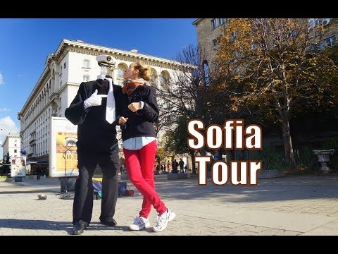 Our first impressions traveling in Sofia Bulgaria