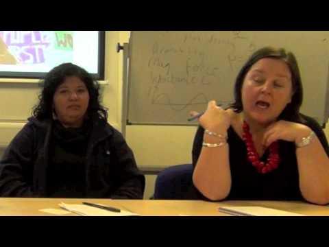 Women resisting austerity - Honduras